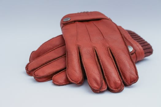 types of gloves